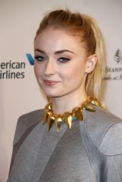 Sophie Turner – BAFTA Tea Party in Los Angeles 1/7/ 2017