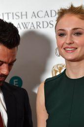 Sophie Turner - British Academy Film Awards Nominations at BAFTA, London 1/10/ 2017