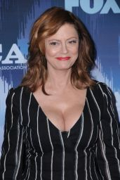 Susan Sarandon – FOX Winter TCA All Star Party in Pasadena, CA 01/11/ 2017
