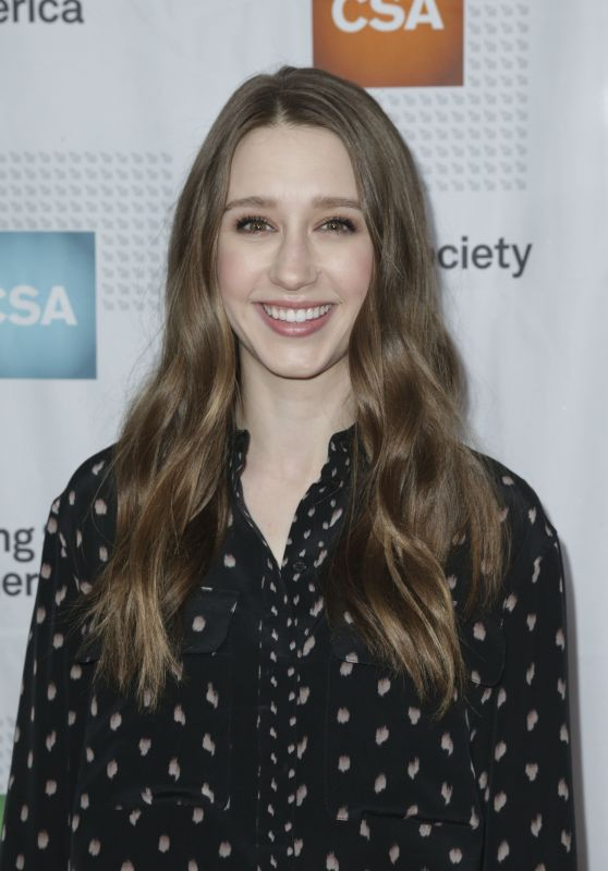 Taissa Farmiga – Artios Awards in Los Angeles 1/19/ 2017