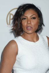 Taraji P. Henson – Producers Guild Awards in Beverly Hills 1/28/ 2017