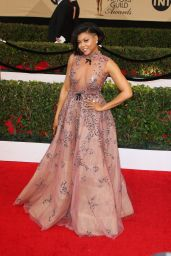Taraji P. Henson – SAG Awards in Los Angeles 1/29/ 2017