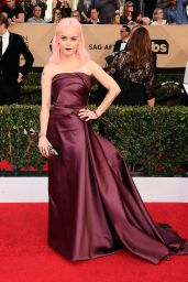 Taryn Manning – SAG Awards in Los Angeles 1/29/ 2017
