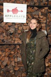 Teresa Palmer - Deadline Hollywood Studio at Sundance 2017
