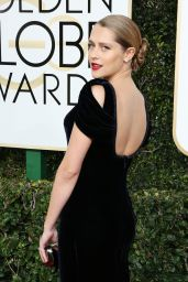 Teresa Palmer – Golden Globe Awards in Beverly Hills 01/08/ 2017