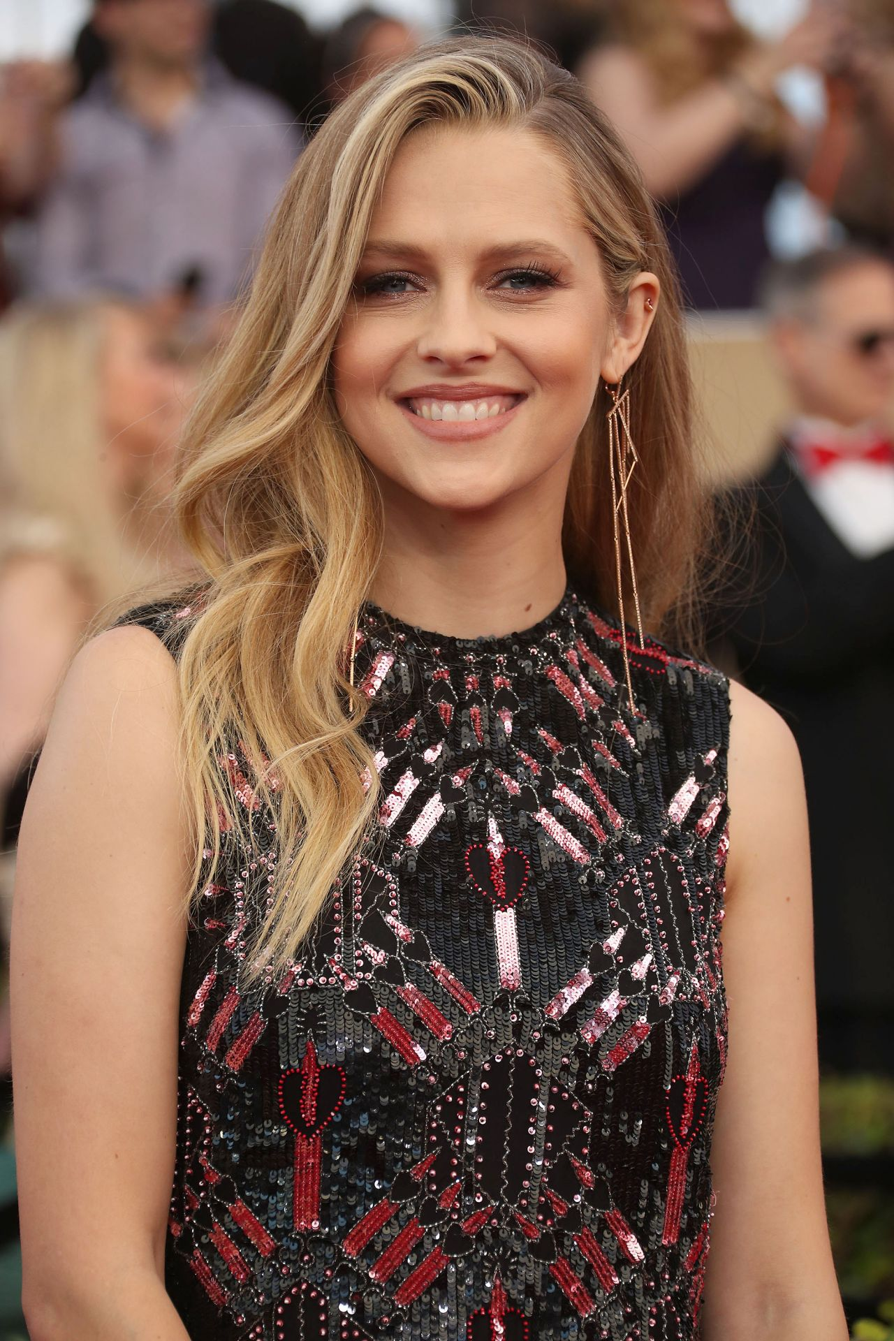 Teresa palmer sag awards in los angeles
