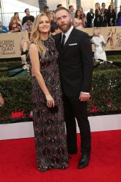Teresa Palmer – SAG Awards in Los Angeles 1/29/ 2017
