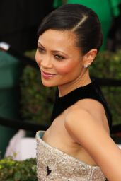 Thandie Newton – SAG Awards in Los Angeles 1/29/ 2017
