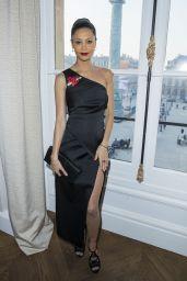 Thandie Newton – Schiaparelli Haute Couture Spring/Summer Show in Paris 1/23/ 2017