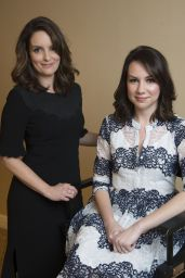Tina Fey & Tracey Wigfield – Variety Podcast at TCA Winter Press Tour in Pasadena 1/18/ 2017