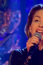 Tove Strike – Performing on Top of the Pops End of Year Special 12/31/ 2016