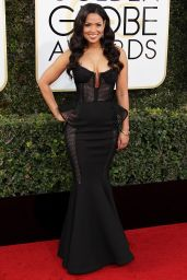 Tracey E. Edmonds – Golden Globe Awards in Beverly Hills 01/08/ 2017