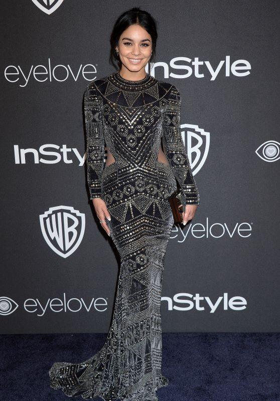 Vanessa Hudgens – InStyle and Warner Bros Golden Globes After Party 1/8/ 2017