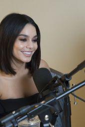 Vanessa Hudgens - Variety Podcast at TCA Winter Press Tour in Pasadena 1/18/ 2017