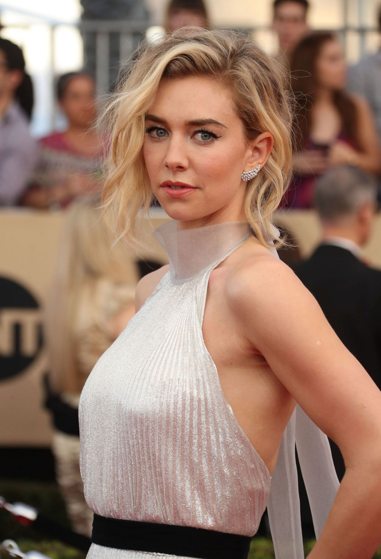 Audi Los Angeles >> Vanessa Kirby – SAG Awards in Los Angeles 1/29/ 2017