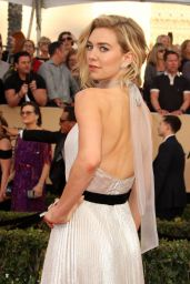 Vanessa Kirby – SAG Awards in Los Angeles 1/29/ 2017