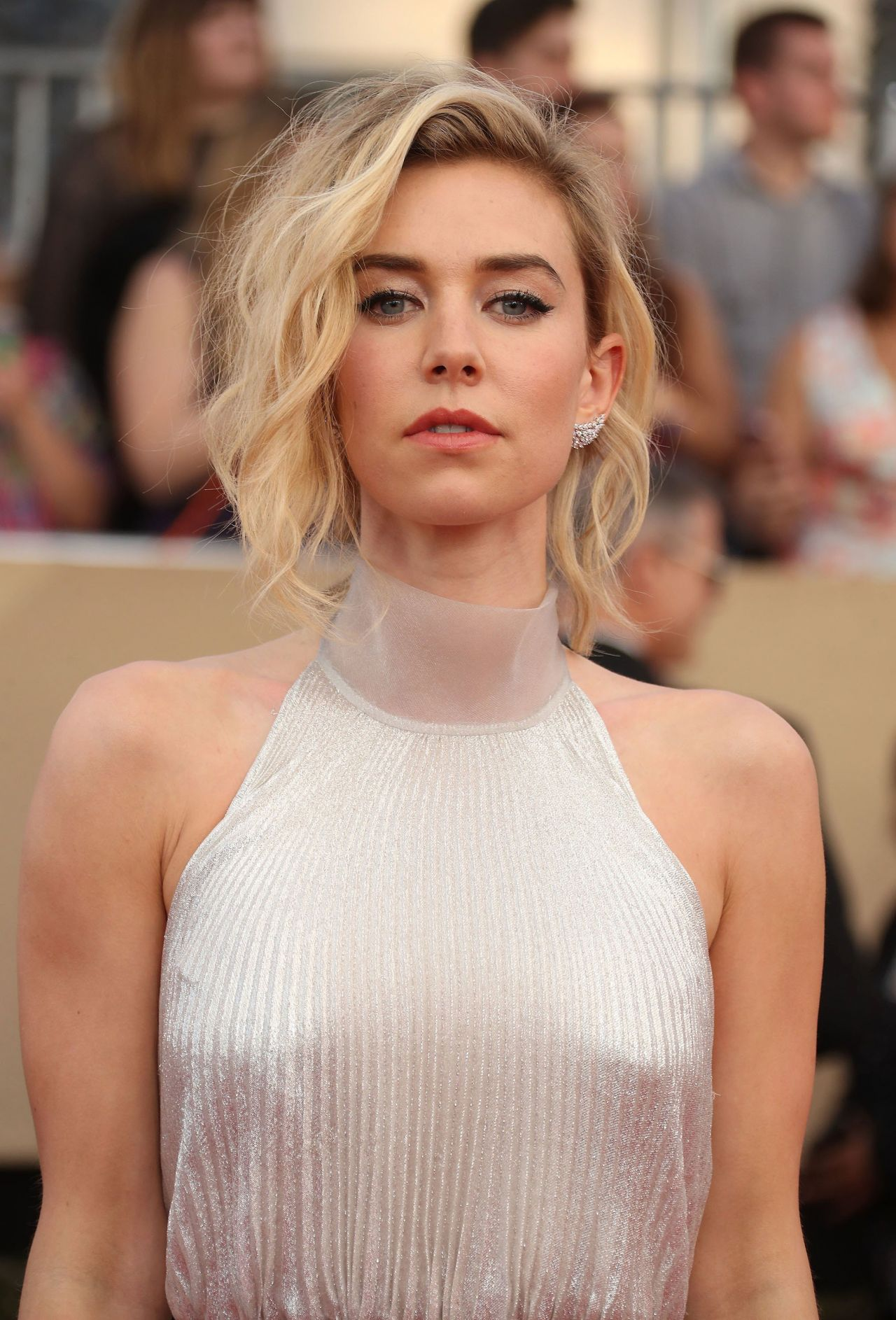 Vanessa Kirby Sag Awards In Los Angeles 1 29 2017