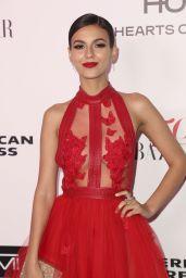 Victoria Justice – Harper's Bazaar 150 Most Fashionable Woman Cocktail Party in LA 1/27/ 2017