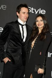Victoria Justice – InStyle and Warner Bros Golden Globes After Party 1/8/ 2017