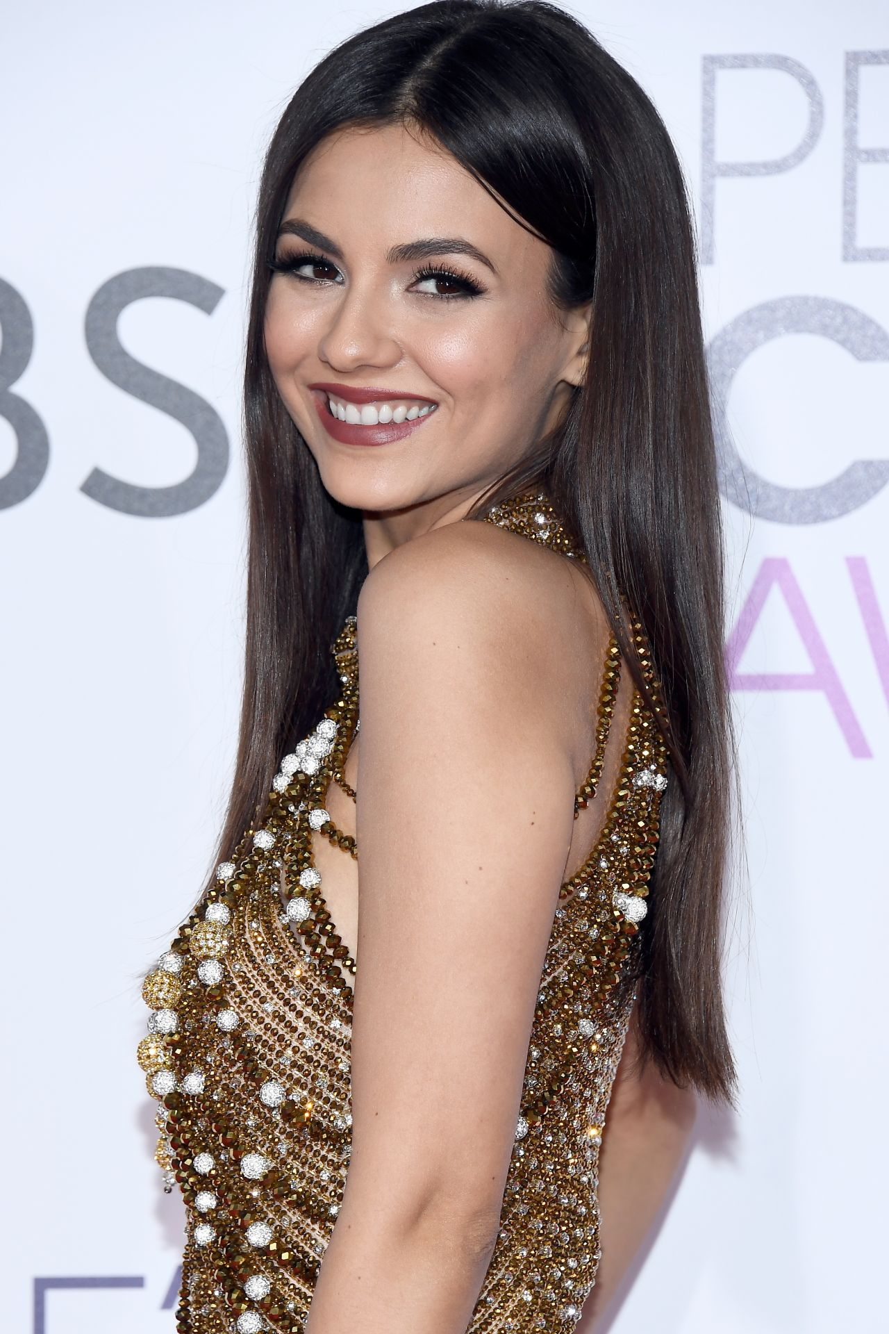 Victoria Justice People S Choice Awards In Los Angeles 1