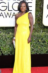 Viola Davis – Golden Globe Awards in Beverly Hills 01/08/ 2017