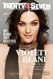 Violett Beane - Twenty4Seven Magazine 2016
