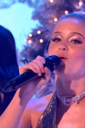 Zara Larrson - Performing on Top of the Pops End of Year Special 12/31/ 2016