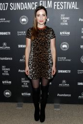 Zoe Lister Jones - The Band Aid Premiere at Sundance Film Festival 2017