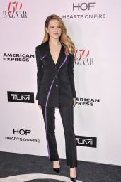Zoey Deutch – Harper's Bazaar 150 Most Fashionable Woman Cocktail Party in LA 1/27/ 2017