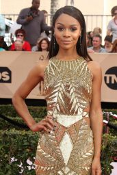Zuri Hall – SAG Awards in Los Angeles 1/29/ 2017