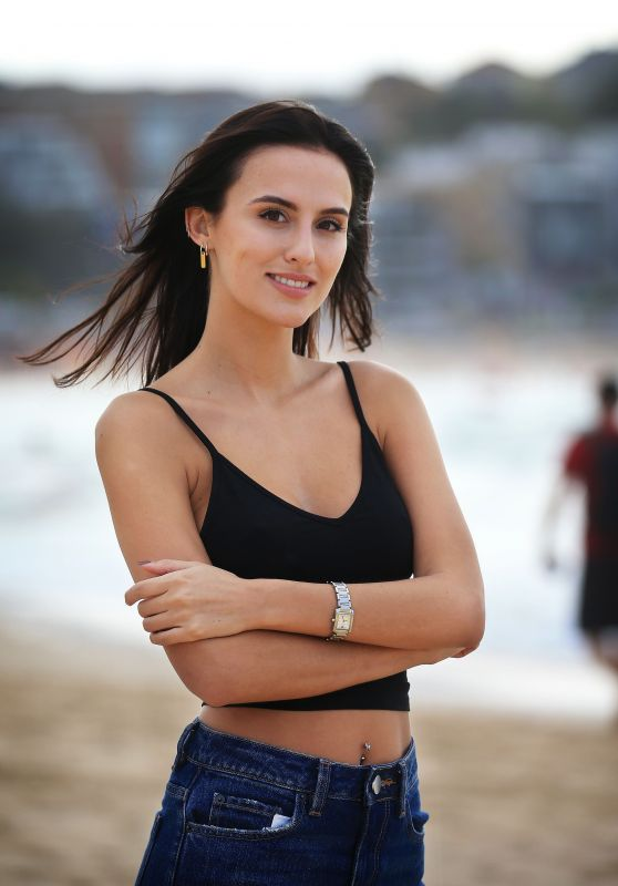 Lucy Watson Photoshoot in Sydney, February 2017