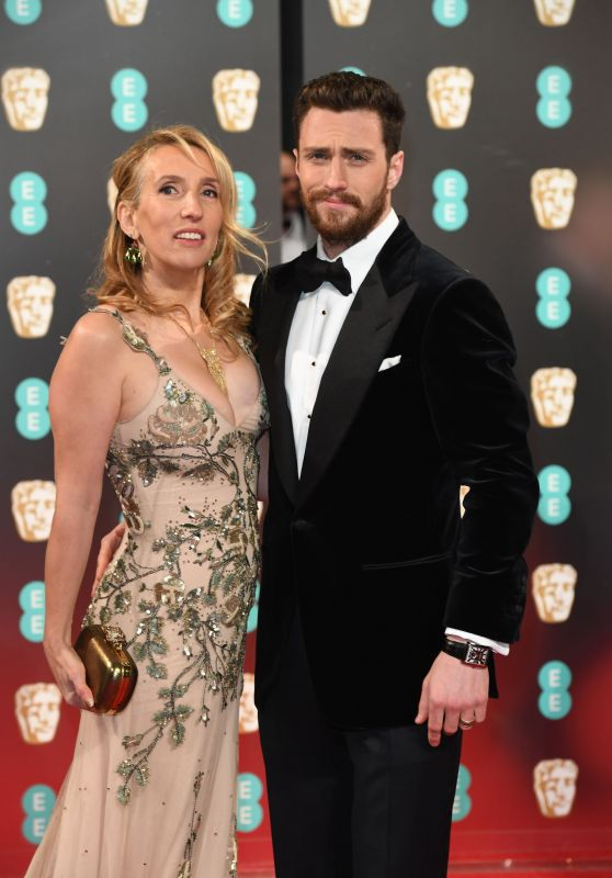 Aaron Taylor-Johnson at BAFTA Awards in London, UK 2/12/ 2017