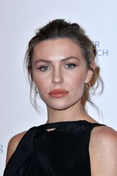 Abbey Clancy – Emeralds and Ivy Ball in London, UK 2/25/ 2017