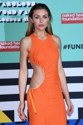 Abigail Clancy – The Naked Heart Foundation Fabulous Fund Fair in London 2/21/ 2017