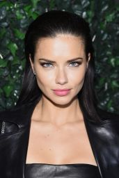 Adriana Lima at Maybelline NYFW Welcome Party in NYC 2/12/ 2017