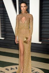 Adriana Lima at Vanity Fair Oscar 2017 Party in Los Angeles