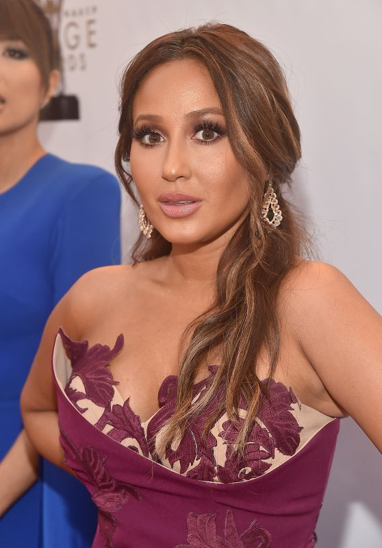 Adrienne Bailon – 48th NAACP Image Awards in Los Angeles 2/11/ 2017