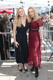 AJ Michalka - George Segal Hollywood Walk Of Fame Ceremony 2/14/ 2017