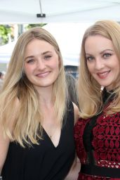 AJ Michalka - George Segal Hollywood Walk Of Fame Ceremony 2/14/ 2017