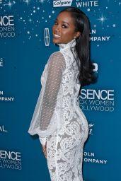 Aja Naomi King - Essence Black Women in Hollywood Awards in Los Angeles 2/23/ 2017