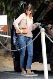 Alessandra Ambrosio - Out in Santa Monica 2/1/ 2017