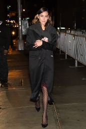Alexa Chung – Altuzarra Fashion Show in NYC 2/12/ 2017