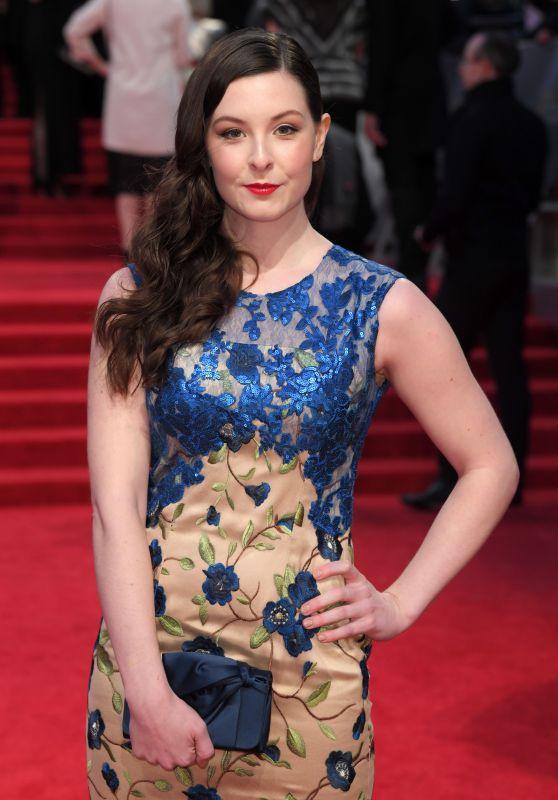 Alexa Morden at BAFTA Awards in London, UK 2/12/ 2017