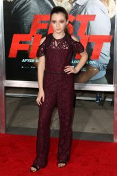 Alexa Nisenson – Fist Fight Premiere in Westwood 2/13/ 2017