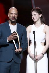 Alexandra Daddario - 6th Annual NFL Honors at Wortham Theater Center, Houston 2/4/ 2017