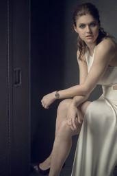 Alexandra Daddario - Vanity Fair Super Bowl Party Portrait 2/4/ 2017