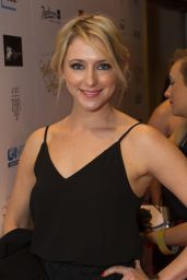 Ali Bastian – 17th Annual WhatsOnStage Awards in London 2/19/ 2017