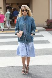 Alice Eve - Out to Lunch in Beverly Hills 2/3/ 2017