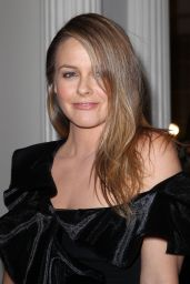 Alicia Silverstone - Christian Siriano Fashion Show in New York 2/11/ 2017