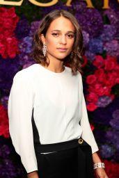 Alicia Vikander - Bulgari pre-Oscar Celebration in Hollywood 2/25/ 2017